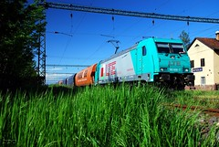 185.608 (Tams Tokai) Tags: train eisenbahn railway zug loco locomotive bahn railways lokomotive lok vonat vast