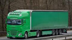 D - Ottfried Forster DAF XF 106 SSC (BonsaiTruck) Tags: truck 106 lorry camion trucks lastwagen daf lorries lkw xf frster lastzug ottfried