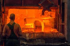 piecyk (PanMajster) Tags: hot metal foundry fire ar pentax poland polska burn stove forge k5 ogie piec smithy furnance ciepo kunia