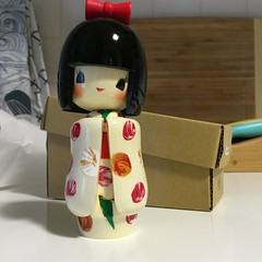 Kokeshi Dolls (MrsSanDiego) Tags: kokeshi
