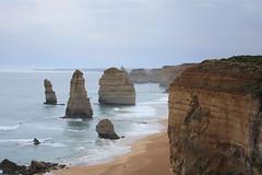 The Twelve Apostles (Malleeroute) Tags: ocean road cliff great victoria greatoceanroad twelve apostles greatoceanrd