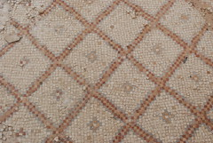Qasr Hallabat - Umayyad Palace (jrozwado) Tags: museum asia mosaic jordan islamic umayyad desertcastle umayyadpalace الأموي الأردنّ hallabat qasralhallabat قصرالحلابات حلالبات القصالأموي