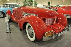 Don Laughlin's Classic Car Collection (USautos98) Tags: cord speedster 1937 boattail