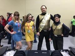 Starfleet and Classic Klingons