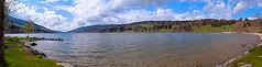 Groer Alpsee bei Immenstadt im Allgu (Thomas Pannier) Tags: lake nature water clouds germany bayern deutschland see wasser natur wolken 5d alpen allgu immenstadt groseralpsee grosseralpsee