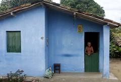 Por A-Unio dos Palmares-Parque Nacional Unio dos Palmares-AL. (nariobarbosa) Tags: street house brasil casa maceio zumbi moradia porai uniaodospalmares parqueuniaodospalmares