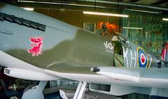 TB752 Supermarine Spitfire Mk.XVIDetail (eLaReF) Tags: history museum spitfire raf manston supermarine mkxvi tb752
