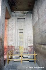 False door of Ty (konde) Tags: ancient chapel ty offering ti saqqara mastaba hieroglyphs oldkingdom falsedoor tombofti 5thdynasty tombofty