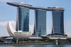 Marina Bay Sands (Per-Karlsson) Tags: city building glass architecture modern hotel singapore asia casino marinabay marinabaysands canonef24105mmf40lisusm canoneos6d