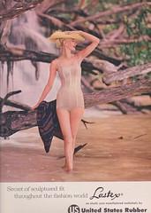 Lastex 1956 (moogirl2) Tags: retro vogue 50s 1956 vintageads lasted vintagefashions vintageswimwear vintagevogue 50sfashions
