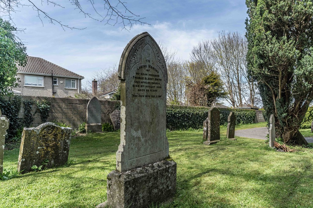 St. Columba's Church And Grounds In Swords County Dublin [Church Road]-115237