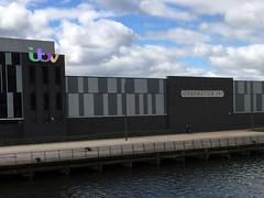 New Granada Studios (diamond geezer) Tags: manchester salfordquays trafford