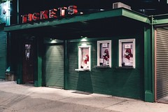 Fenway Park Ticket Stand (Dacney) Tags: life park new travel red england boston night baseball sox explore journey destination fenway parl