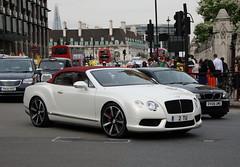 Bentley Continental GT Convertible (Ian Press Photography) Tags: london cars car continental convertible super gt supercar bentley supercars