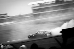 B&W Drift (Alex Matravers) Tags: white black alex car speed track smoke sony fast slide rubber talent silverstone pan panning amateur a7 tyre drift skid fd skill chrono 200mm motorace