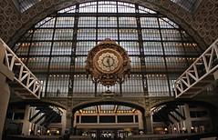 L'Horloge chez Musee d'Orsay (skipmoore) Tags: paris clock museum architecture museedorsay lhorloge