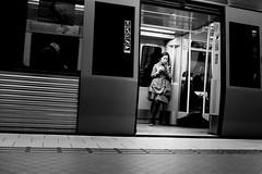 Mesmerized (Weedobooty) Tags: street girl subway stockholm frihemsplan