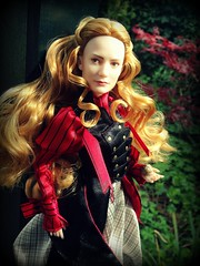 You've been gone too long, Alice. (dolldudemeow24) Tags: glass doll looking alice through wonderland the in 2016 kingsleigh