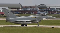 Typhoon ZJ937 3 20160427 (Steve TB) Tags: canon eurofighter typhoon dt raf coningsby 11squadron zj937 eos7dmarkii