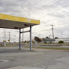 Underpowered (Boris 77) Tags: landscape urbandecay perth westernaustralia hasselblad500cm kodakportra400