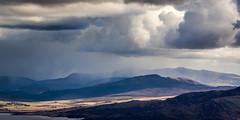 Storm over Y Garn (Tim Allott) Tags: sky mountains wales clouds landscape outdoor rainstorm snowdonia cadairidris ygarn pentaxk3