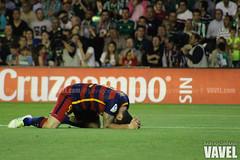 Betis - Barcelona 072 (VAVEL Espaa (www.vavel.com)) Tags: fotos bara rbb fcb betis 2016 fotogaleria vavel futbolclubbarcelona primeradivision realbetisbalompie ligabbva luissuarez betisvavel barcelonavavel fotosvavel juanignaciolechuga