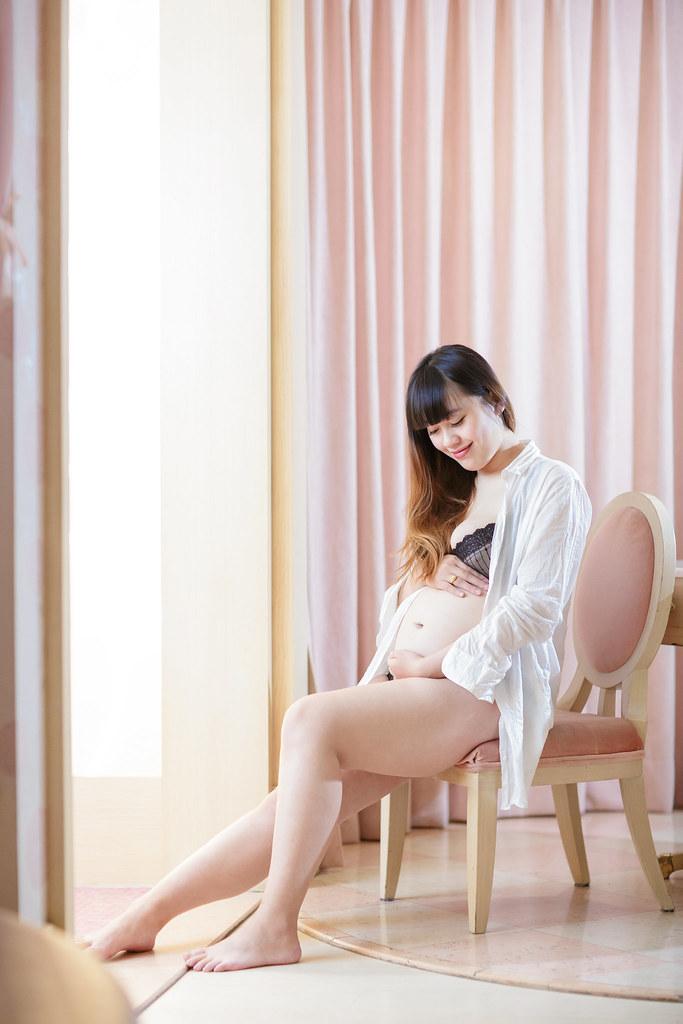 孕婦寫真,孕婦攝影,旅館孕婦,眷村孕婦,阿財&小八021