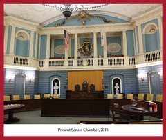 Senate Chamber, 2015 (State Library of Massachusetts) Tags: capitol senatechamber bostonmassachusetts massachusettsstatehouse massachusettslegislature massachusettssenate