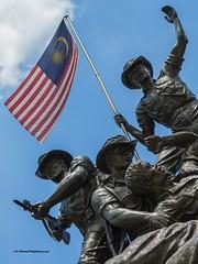 Tugu Negara (National Monument) Malaysia