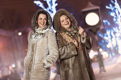 Kakotkin_com_250116_0002 (rkakotkin) Tags: winter snow cold girl night fur russia coat newyear mink tver beautifulgirls russiangirl minkcoat