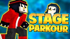Stage Parkour Map 1.8.9 (TonyStand) Tags: game 3d gaming minecraft