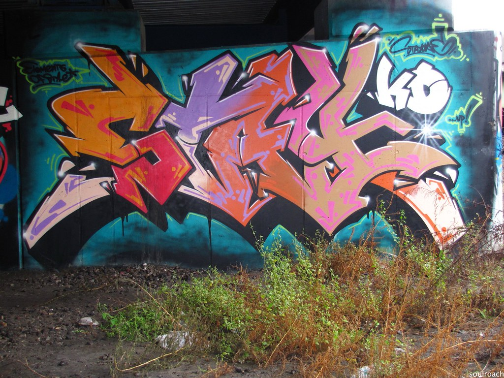 The World's newest photos of graffiti and kd - Flickr Hive ...