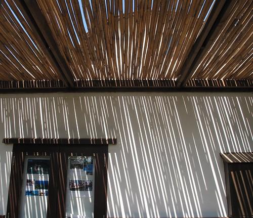 Lines and shadows, Aleenta Hua Hin, Pran Buri, Thailand