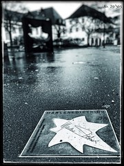 Walk of Fame des Kabaretts