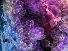 Geode 2 (barrycross) Tags: longexposure light color colour macro art painting high with dynamic crystal fine torch geode quartz range hdr barrycross barrycrossphotography
