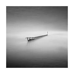 Groin Strain (Nick green2012) Tags: seascape beach square minimal devon warren groins dawlish