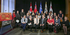 IMG_0942  Premier Kathleen Wynne made an announcement of funding on the Ending Violence Against Indigenous Women Strategy. (Ontario Liberal Caucus) Tags: zimmer aboriginal indigenous meilleur violenceagainstwomen indigenouswomen jaczek maccharles svhap