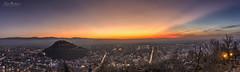 Plovdiv (ilian_bozhanov) Tags: city light sunset sky beautiful night sunrise landscape bulgaria lands plovdiv