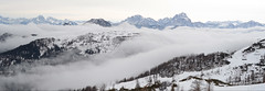 Nassfeld (Wolfgang Binder) Tags: sky panorama mist mountains alps weather fog clouds zeiss nikon view horizon distagon gartnerkofel nassfled distagont2825 d7000