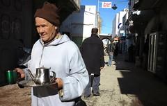 Tea Time (1) (Nadir Moha) Tags: hotel maroc rue homme rabat thé médina scène théière
