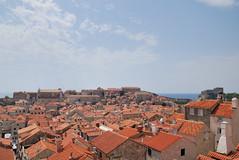 Dubrovnik. Panoramic View (vs1k) Tags: sea mediterranean croatia dubrovnik adriatic hrvatska dalmatia
