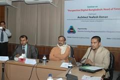 Seminar on Perspective Digital Bangladesh : Need of Time