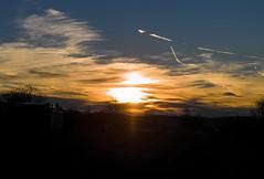 Gate to heaven (The Adventurous Eye) Tags: morning light strange gate heaven shining far distant