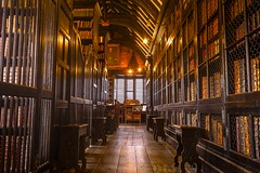 Chetham's Library (0-1-6-1) Tags: heritage history architecture manchester book library books historical chethams
