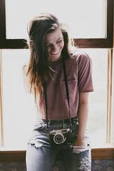 RILEE (gideonhunter) Tags: cute abandoned fashion canon model modeling michigan lxc vsco