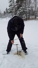 Ice fishing (Random Forum) Tags: winter fishing vnern mellerud