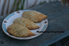 Pumpkin Pasties with Ground Beef, Onions, and Sage 2 (wanderingchopsticks) Tags: pie pumpkin beef harry potter ground sage onions pasties wanderingchopsticks