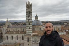 Siena, Italy, February 2016