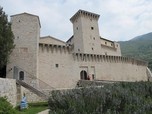 2011 04 23 Umbria - Gualdo Tadino - Rocca Flea_0177