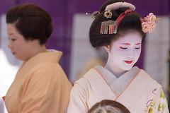 北野天満宮・梅花祭4・Kitano Shrine (anglo10) Tags: festival shrine 神社 北野天満宮 梅 祭り 京都市 京都府 梅花祭